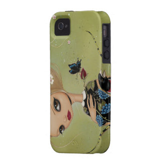 Caso aviar del iphone del Spiel Funda Vibe iPhone 4
