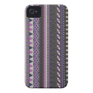 Caso azteca del iPhone 4/4s del modelo iPhone 4 Cobertura
