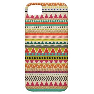 Caso azteca moderno del iPhone 5 del compañero del Funda Para iPhone SE/5/5s