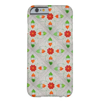 Caso banal del iPhone 6 del edredón Funda Barely There iPhone 6