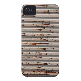 Caso Barely There del iPhone 4 del hierro Case-Mate iPhone 4 Cárcasa