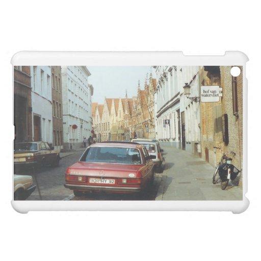Caso belga del iPad de la calle