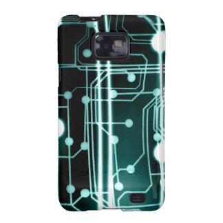 Caso Blackberry de la tecnología Samsung Galaxy S2 Carcasas