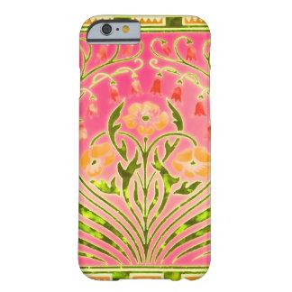 Caso bohemio del iPhone 6 del jardín Funda Barely There iPhone 6