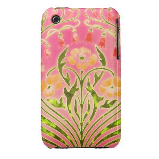 Caso bohemio del jardín carcasa para iPhone 3