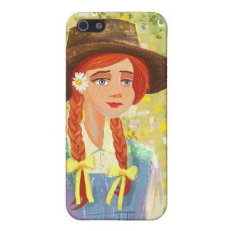 caso bonito del iPhone 4 o del iPhone 4S del chica iPhone 5 Carcasas