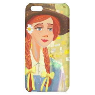 caso bonito del iPhone 4 o del iPhone 4S del chica
