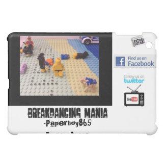 caso breakdancing del iPad de la manía