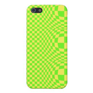Caso brillante de IPhone iPhone 5 Carcasas