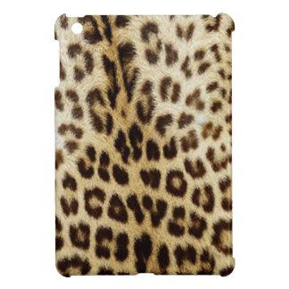 Caso brillante del iPad del leopardo mini iPad Mini Cárcasa