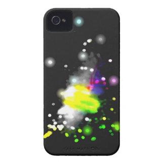 caso brillante del iphone 4 4s del photomanipulati iPhone 4 coberturas