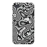 caso brillante del iphone 4 - diseño abstracto fre iPhone 4 coberturas