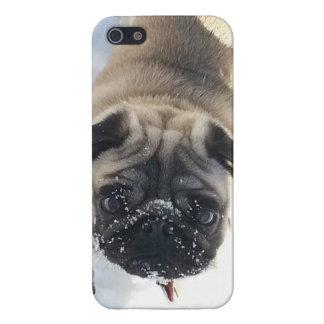 Caso brillante del iPhone 5/5s del barro amasado N iPhone 5 Funda