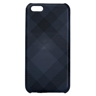 Caso brillante del iPhone 5 de Argyle del tartán d
