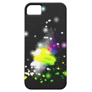 caso brillante del iphone 5 del photomanipulation iPhone 5 coberturas