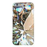 Caso brillante del iPhone 6 del diamante/caso del Funda De iPhone 6 Slim