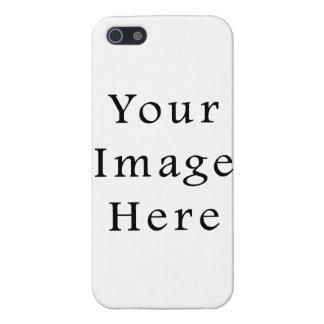 caso brillante listo del final del caso del iPhone iPhone 5 Fundas