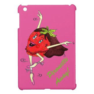 Caso brillante listo del iPad de Scarlett mini