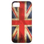 Caso británico de IPhone 5 de la bandera iPhone 5 Case-Mate Carcasa