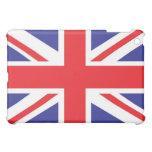Caso británico del iPad de la bandera