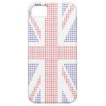 Caso BRITÁNICO del iPhone 5 de la bandera del mosa iPhone 5 Case-Mate Protector
