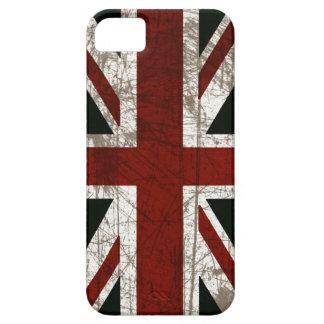 Caso británico del iPhone 5 de Union Jack iPhone 5 Fundas