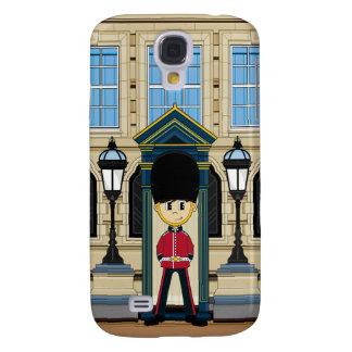 Caso británico del iphone de los guardias de Royal