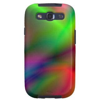 """Caso: Caja """"demostración de la galaxia de Samsung  Samsung Galaxy S3 Protector"""