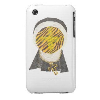 Caso caliente de IPhone 3G/3GS de la monja del iPhone 3 Protector