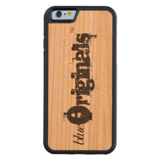 CASO CALIFICADO blueORIGINALS del iPHONE 6 Funda De iPhone 6 Bumper Cerezo