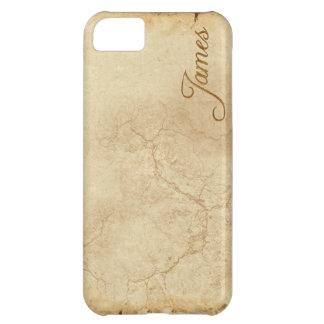 Caso calificado nombre del iPhone 5 de JAMES