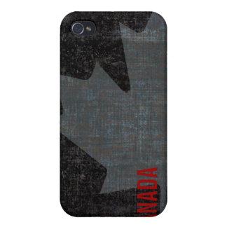 Caso canadiense fresco del iPhone del diseño de la iPhone 4 Cárcasa