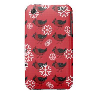 Caso CARDINAL del iPhone 3G/3Gs de los COPOS DE NI iPhone 3 Protector