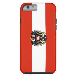 Caso Cas del iPhone 6 del estado de Austria Funda De iPhone 6 Tough