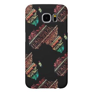 caso casero dulce de África Funda Samsung Galaxy S6