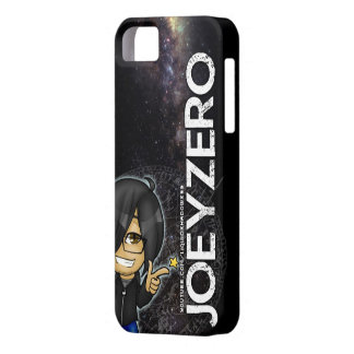 Caso cero del iPhone de Joey Barely There - Sigil iPhone 5 Case-Mate Carcasas