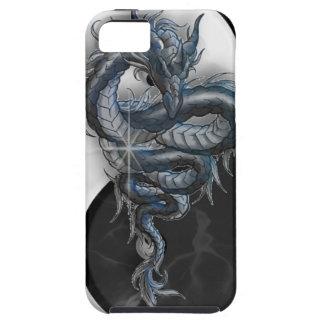 Caso chino del ambiente del iPhone 5 del dragón de iPhone 5 Carcasas