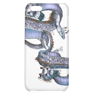 Caso chino del iPhone 4 de los dragones