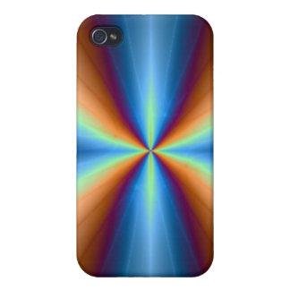Caso chispeante del iPhone 4 de la supernova iPhone 4 Protectores