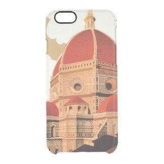 Caso claro del iPhone 6 de Firenze