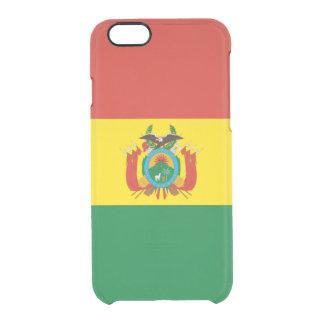 Caso claro del iPhone de Bolivia Funda Clearly™ Deflector Para iPhone 6 De Uncommon