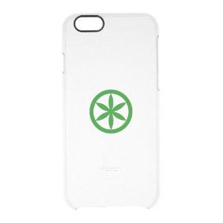 Caso claro del iPhone de Padania Funda Clearly™ Deflector Para iPhone 6 De Uncommon