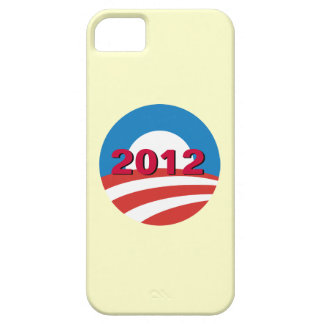 Caso clásico 2012 del iPhone 5 de Obama Funda Para iPhone SE/5/5s