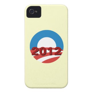 Caso clásico 2012 del iPhone de OBAMA iPhone 4 Cárcasas