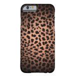 Caso clásico del iPhone 6 del leopardo de Funda De iPhone 6 Barely There