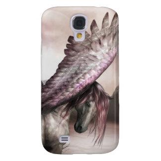 Caso con alas del iPhone 3G de Pegaso
