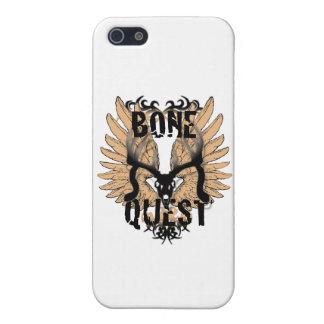 Caso con alas del iPhone 5 del logotipo iPhone 5 Fundas