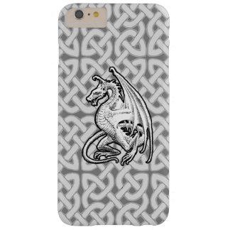 Caso con alas del iPhone 6 del dragón Funda Para iPhone 6 Plus Barely There