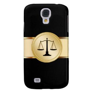 Caso con clase de Smartphone del abogado Funda Para Galaxy S4