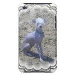 Caso con cresta chino de iTouch del perro iPod Touch Case-Mate Carcasa
